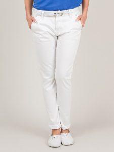 chinosy spodnie damskie